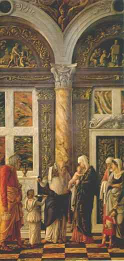 Mantegna's ''The Circumcision''