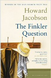 Bookcover - The Finkler Question