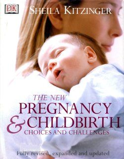 ''New Pregnancy and Childbirth'', UK edition bookcover