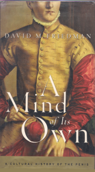 Bookcover ''A Mind of Its Own