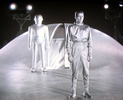 Michael Rennie in ''The Day the Earth Stood Still''