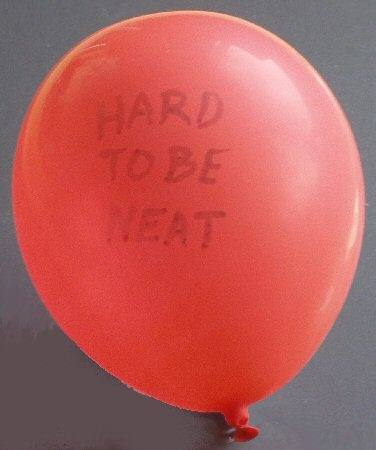 the same balloon, inflated