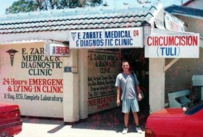 Circumcision clinic in Zarate
