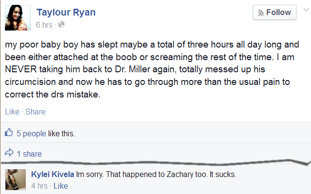 ''totally messed up'...''that happened to Zachary too''